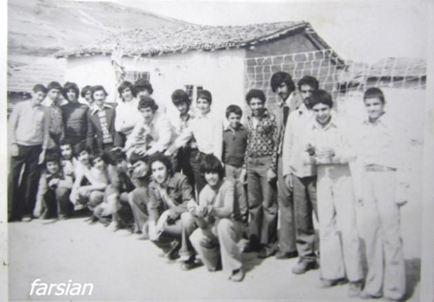 تصاویر قدیمی فارسیان