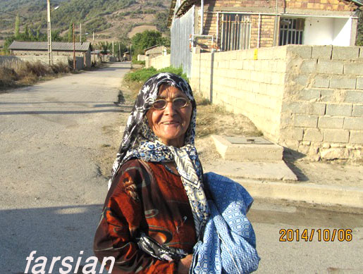 زن حاجی سلیمان