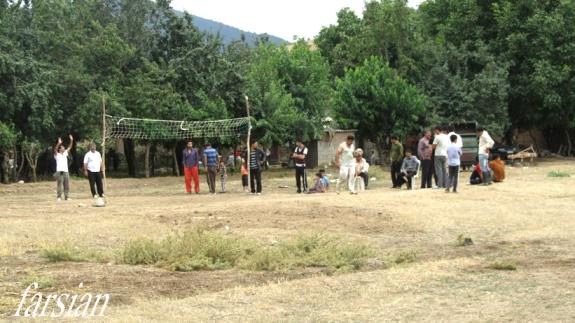 ورزش در فارسیان